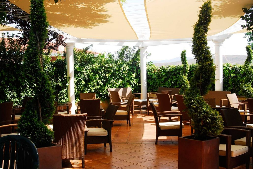 Terraza jard n chill out damilia restaurantes - Chill out terraza ...