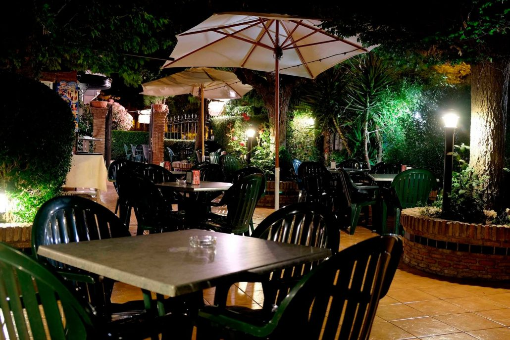 Terraza jard n chill out damilia restaurantes Chill out terraza